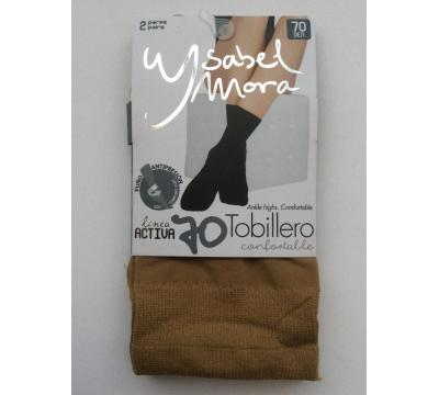 Tobillero 70 Den Pack 4 und Ysabel Mora
