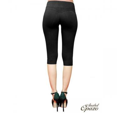 Leggins Pirata Efecto Push Up Anabel Opazo